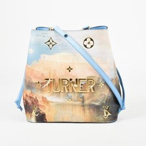 Louis  Vuitton Masters Jeff Koons Tuner Neonoe Bag